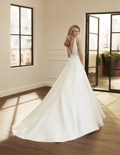 vestiti da sposa catania Grazia Di Bella